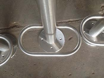 Strongman Bender Repeatable Bends 25mm Stainless steel tube