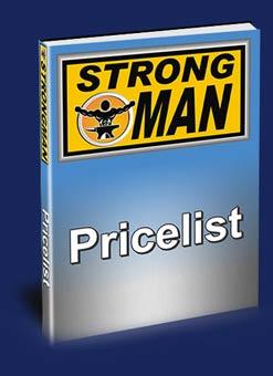 Strongman Metal Tools Price List 2016