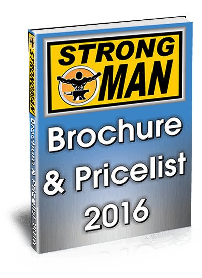 Strongman Metal Tools Price List 2016