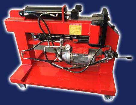 Strongman Metal Tools - 20 Ton Brake Press